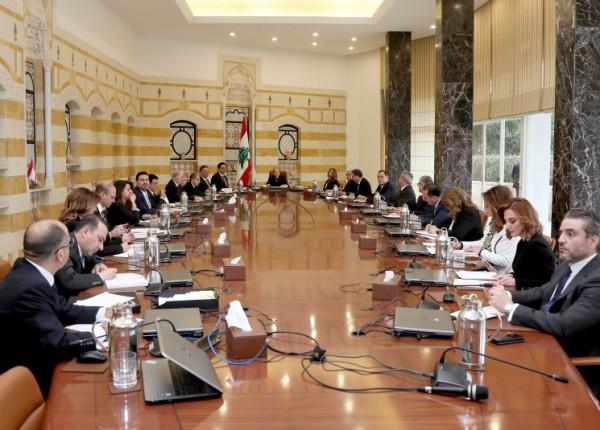 جلسة اقرار البيان الوزاري في التاسعة صباح الخميس