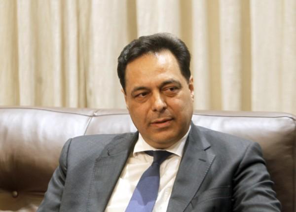 على وقع الإحتجاجات.. دياب يتلو البيان الوزاري: نواجه أزمات خانقة