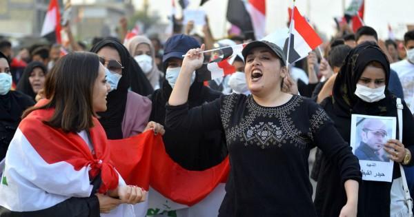 رفض ترشيح علاوي مستمر.. قتيل وجرحى جدد في العراق!