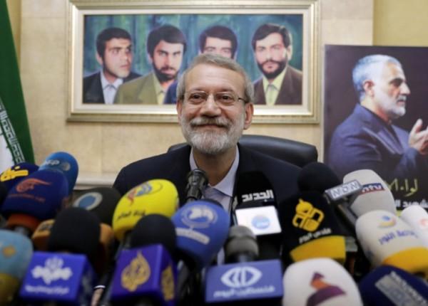 'توقيت زيارة لاريجاني'... هذا ما قالته جهات رسمية لبنانية!
