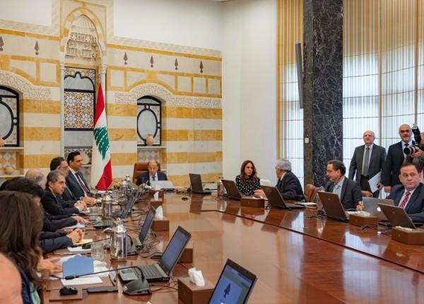 جلسة حكومية غداّ و30 بنداً على جدول الأعمال