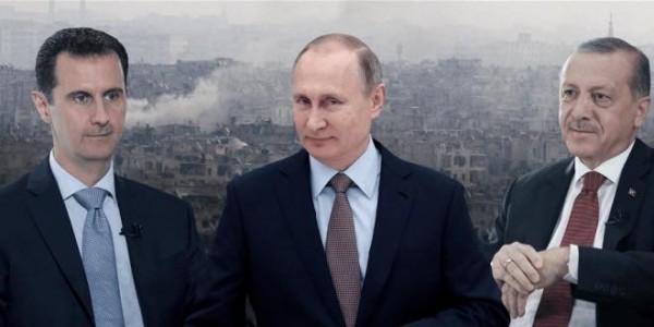 بين «السلطان» و«القيصر» أي صفقة في سوريا!