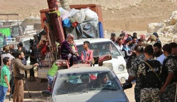 النزوح السوري والعمل غير النظامي في لبنان