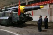 زعيم كوريا الشمالية يشرف على أحدث التجارب الصاروخية لبلاده
