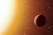 اكتشاف كوكب تمطر سماؤه حديداً