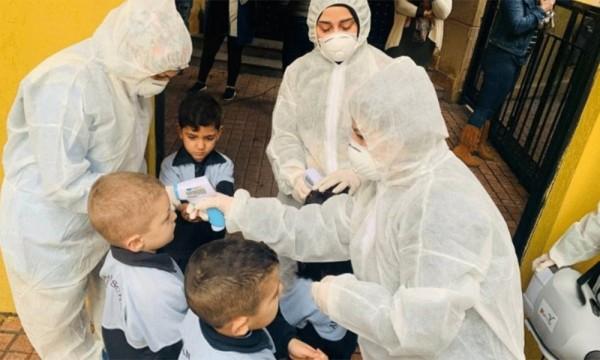 """كورونا لبنان.. نفاد أجهزة التنفس واتجاه نحو """"الفحوص الجوّالة"""""""