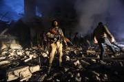 مقتل جنديين تركيين بانفجار في محافظة إدلب