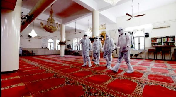 الإسلام وفيروس كورونا.