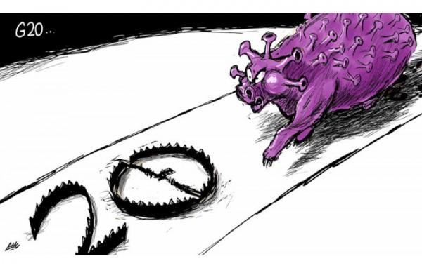 رسم كركاتور