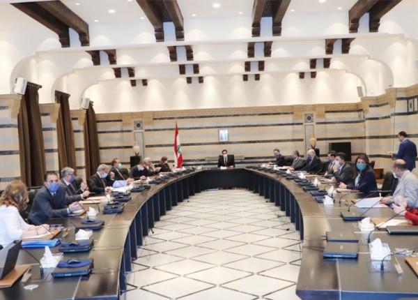 جلسة لمجلس الوزراء غدًا في السراي وأخرى الخميس في بعبدا