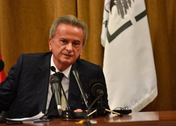 بشرى من حاكم مصرف لبنان بشأن الدولار