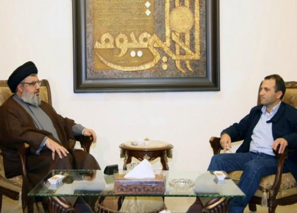 كيف يقرأ 'التيار' علاقته بـ'حزب الله'؟