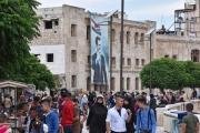 جريمة المشاركة في محاصرة الشعب السوري