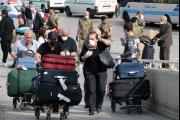 كم بلغ عدد إصابات كورونا في الرحلات القادمة الى بيروت الاربعاء؟