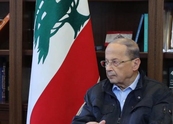 طلبٌ' من عون إلى غجر بشأن مستشفى الحريري