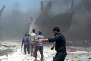 ماذا يجري في إيران: حرائق وانفجارات بـ7 سفن حول منشآت عسكرية ونووية!