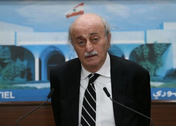 جنبلاط يدعو لتغيير رئيس الحكومة: فاقد الذاكرة