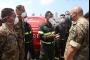 قائد الجيش يتفقّد القوى العسكرية وفرق البحث والإنقاذ في المرفأ