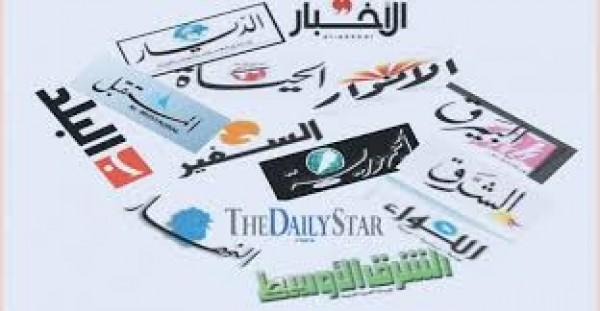 أسرار الصحف الصادرة صباح اليوم السبت 15 آب 2020