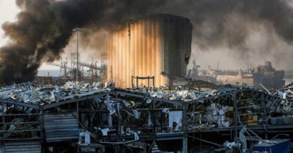 فيديو صادم: حريق المرفأ لحرق الأدلّة.. ملفات الجمارك «بحّ»!