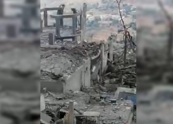 بالفيديو- 'أضرارٌ كبيرة' إثر إنفجار عين قانا... وهذا ما كشفه 'مصدر أمنيّ'!