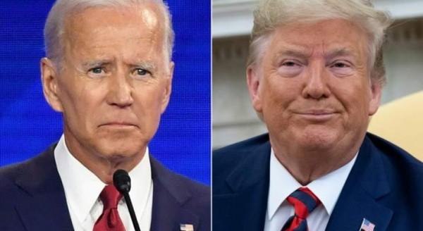 من يتقدّم بالإستفتاءات حاليًا: ترامب أم بايدن؟
