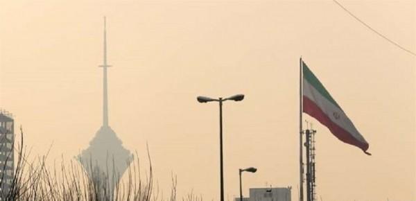إيران.. انفجارات وحریق واسع غرب طهران