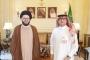الحسيني يزور بخاري : السعودية مرجعية العرب والمسلمين