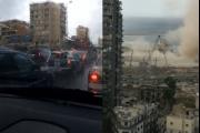 بالفيديو- 'تنين بحريّ' يضرب مرفأ بيروت... وللحذر من الأمطار!
