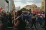 بالفيديو- قبيل الإستشارات... تجمّعان في بيروت: مؤيد ورافض للحريري!