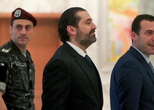 الحريري رئيساً مكلّفاً بـ65 صوتاً
