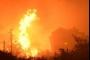 حريقٌ كبير ليلاً في بنتاعل- جبيل... وصلَ الى المنازل!