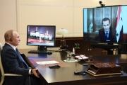 الأسد عشية مؤتمر اللاجئين: عودتهم أولوية