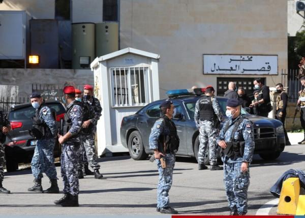 قوى الأمن تصدر بيانًا بشأن فرار السجناء