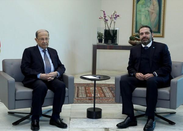 عون والحريري 'محكومان'... والخيارات ضيّقة