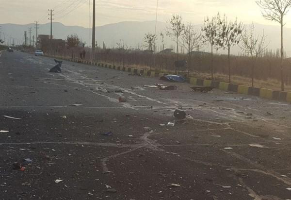 تفاصيلٌ مُثيرة عن اغتيال 'الموساد' للعالم الإيراني زادة