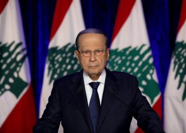 عون: لبنان سيتمكن من تجاوز الظروف الصعبة