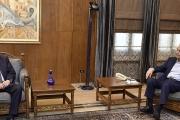 بري عرض مع سلامة الاوضاع المالية : ليكن الميلاد محطة لميلاد جديد للبنان