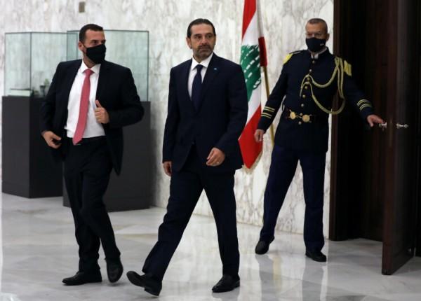 الاسماء التي اقترحها الحريري أمام عون 'غير معروفة'