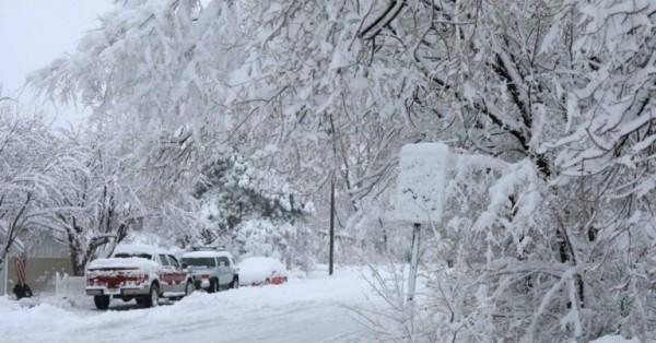 موجة قطبية تضرب لبنان: جليد وصقيع والحرارة الى -11!!