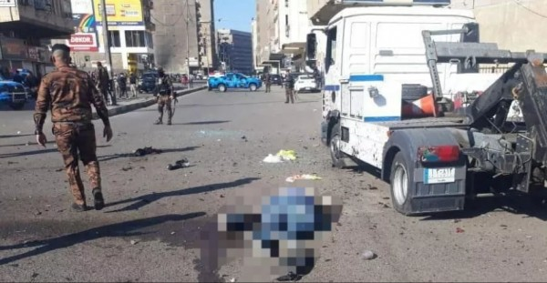 معلومات جديدة عن مجزرة بغداد.. هكذا تحايل أحد الانتحاريين على الضحايا
