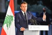دخول ماكرون مجددا على الخط اللبناني مؤشر ايجابي