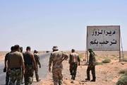 سوريا.. انفجارات عنيفة تهزّ مناطق النفوذ الإيرانيّ في ريف دير الزور