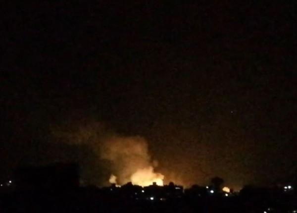 غارات اسرائيلية تستهدف جنوبي سوريا