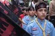 إيران تمول حملة عدائية لتجنيد الشباب السوري المستضعفين في الميليشيات