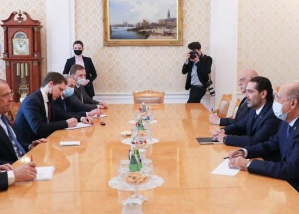 الحريري يختتم زيارته لموسكو.. ودعم روسي لجهود في التشكيل