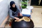 زهرة جمعة تبيع 'المرقوق' في صيدا: العمل ليس عيباً