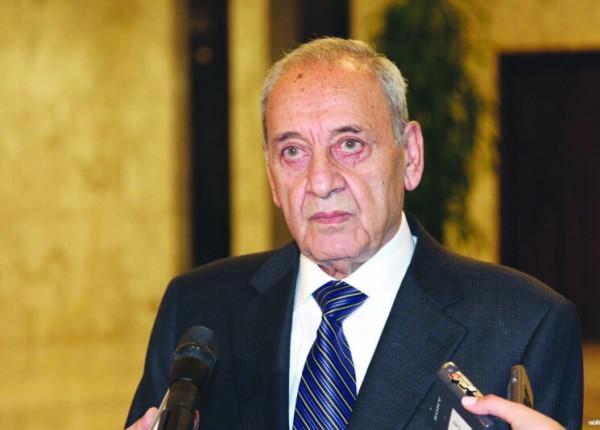 بري: مدعوون لوقف العبث السياسي المجاني