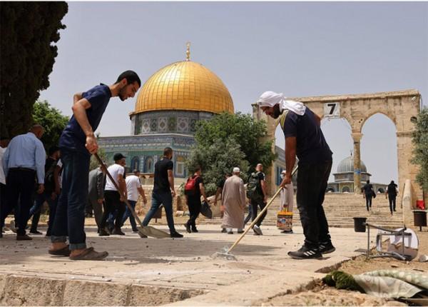 تسويات على حساب هولوكوست لبناني - سوري - فلسطيني