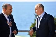 بوتين لبينيت: توسّط لدى الولايات المتحدة لتخفيف قيود «قيصر»
